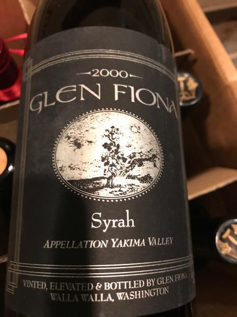 Great Wines of Glen Fiona